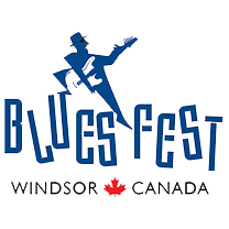 Blues Fest Windsor - Windsor, Ontario Canada