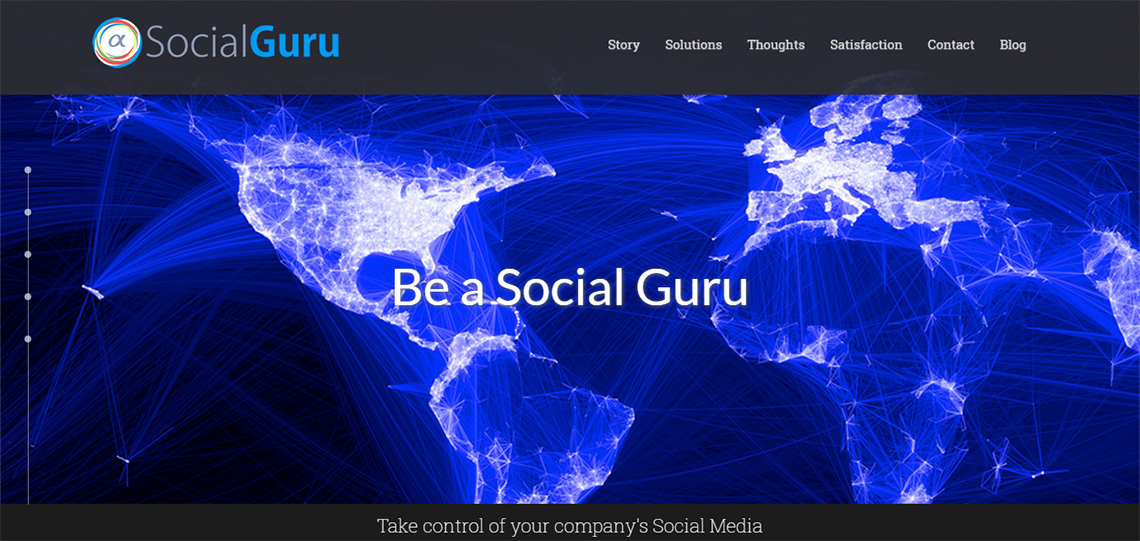 Be A Social Guru located in Arlington, Virginia 22201