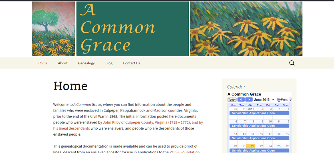 A Common Grace located in Durham, North Carolina 27701