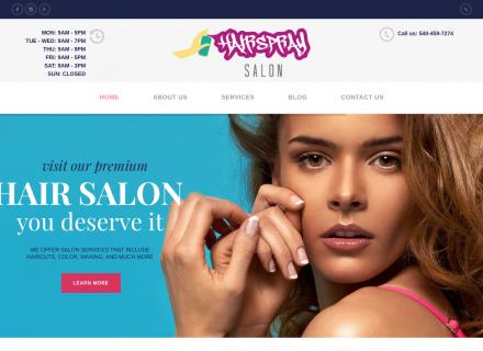 Hairspray Salon LLC located in Woodstock, VA 22664
