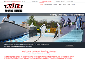 Rauth Roofing Limited located in Windsor, Ontario N8S 2B8