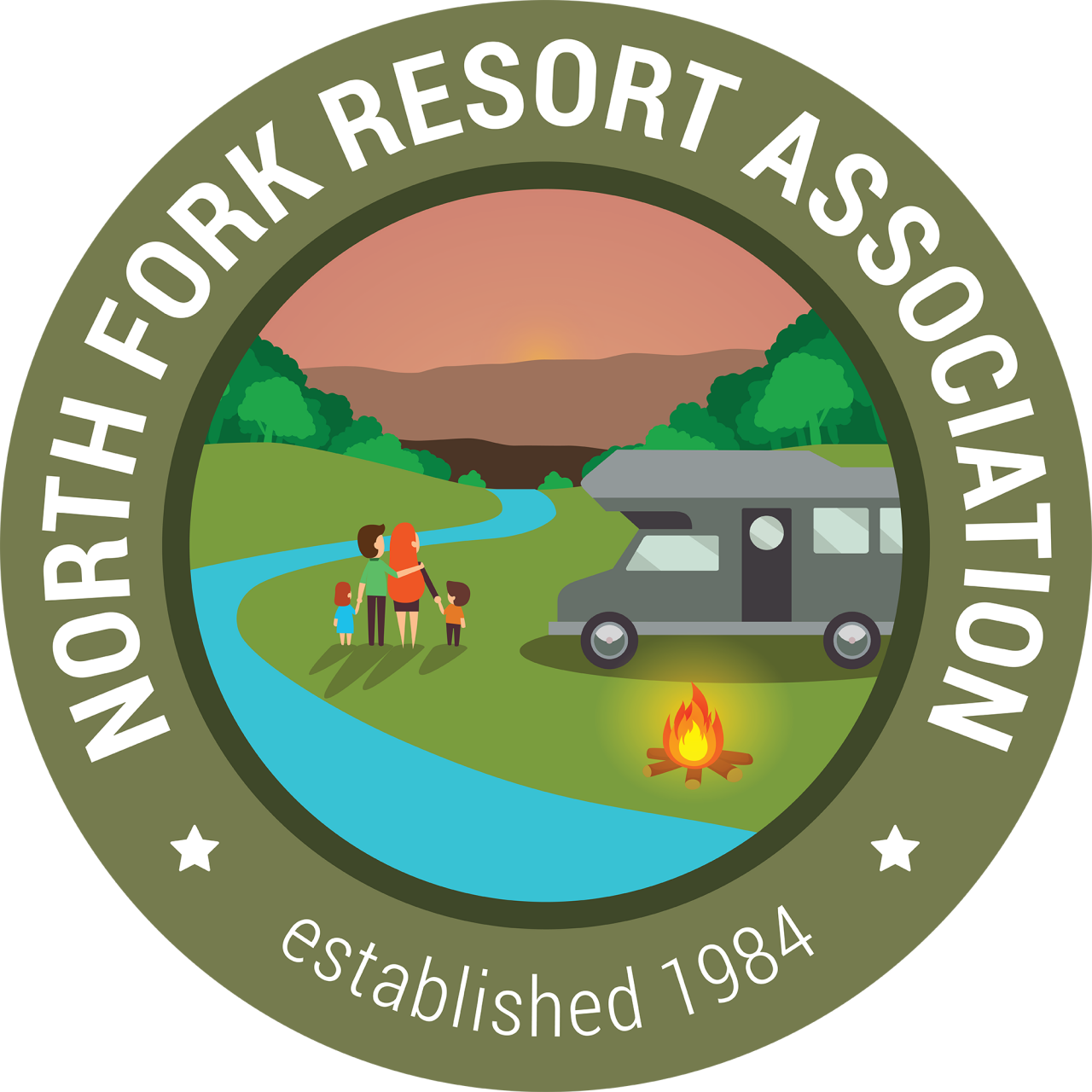 North Fork Resort Association located in 301 North Fork Rd Front Royal, VA. 22630,